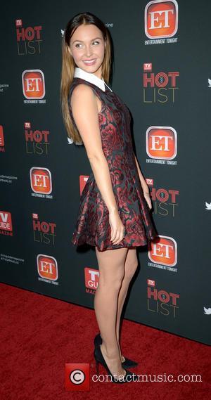Camilla Luddington - TV Guide Magazine's Annual Hot List Party held at The Emerson Theatre - Arrivals - Los Angeles,...