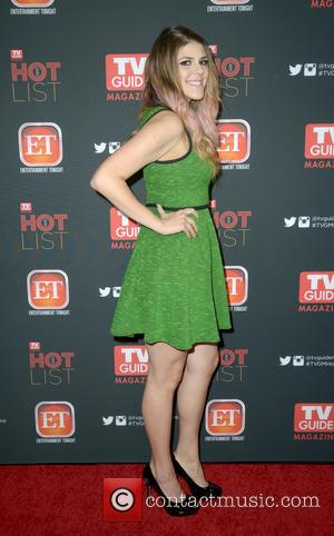 Molly Tarlov - TV Guide Magazine's Annual Hot List Party held at The Emerson Theatre - Arrivals - Los Angeles,...