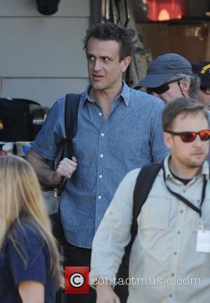 Jason Segel - Cameron Diaz and Jason Segel on the...