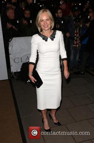 Mariella Frostrup - Harper's Bazaar Women of the Year Awards 2013 held at Claridge's - Arrivals - London, United Kingdom...