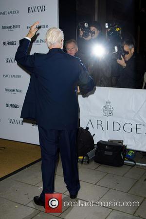Manolo Blahnik - Harper's Bazaar Women of the Year Awards held at Claridge's - Arrivals - London, United Kingdom -...