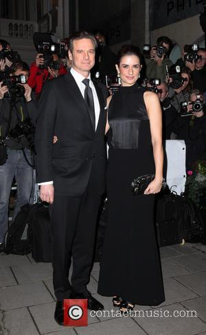 Colin Firth and Livia Firth - Harper's Bazaar Women of the Year Awards held at Claridge's - Arrivals. - London,...
