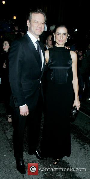 Colin Firth and Livia Firth - Harper's Bazaar Women of the Year Awards held at Claridge's - Departures - London,...
