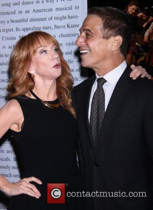 Kathy Griffin and Tony Danza