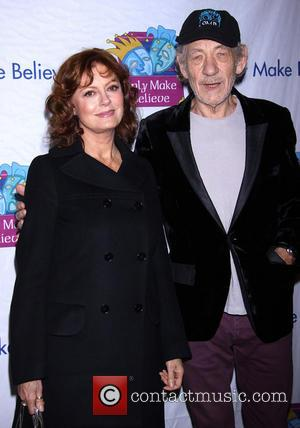 Susan Sarandon - Only Make Believe Gala-Arrivals