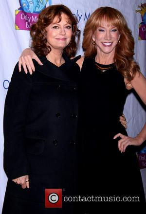 Susan Sarandon and Kathy Griffin