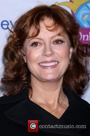 Susan Sarandon Reveals Being Stoned At
