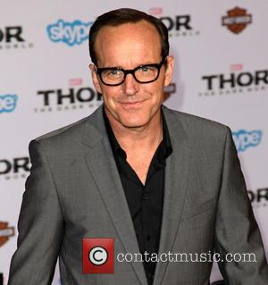Clark Gregg - Premiere of Marvel's 'Thor: The Dark World' at the El Capitan Theatre - Arrivals - Los Angeles,...