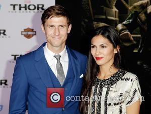 Jonathan Howard and Elodie Yung - Premiere of Marvel's 'Thor: The Dark World' at the El Capitan Theatre - Arrivals...