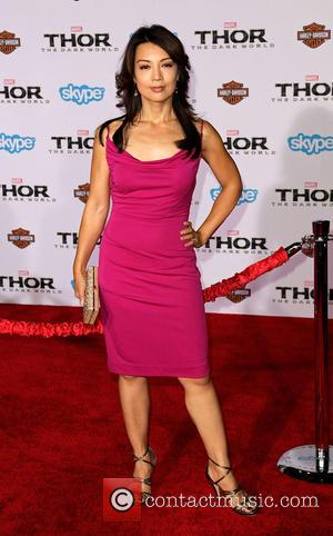 Ming-Na Wen - Premiere of Marvel's 'Thor: The Dark World' at the El Capitan Theatre - Arrivals - Los Angeles,...
