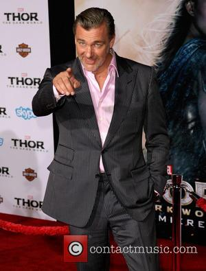Ray Stevenson - Premiere of Marvel's 'Thor: The Dark World' at the El Capitan Theatre - Arrivals - Los Angeles,...