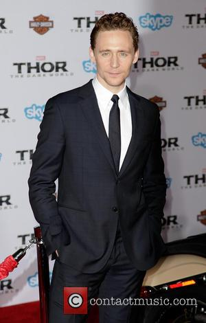Tom Hiddleston - Premiere of Marvel's 'Thor: The Dark World' at the El Capitan Theatre - Arrivals - Los Angeles,...