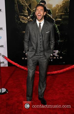 Zachary Levi - Premiere of Marvel's 'Thor: The Dark World' at the El Capitan Theatre - Arrivals - Los Angeles,...