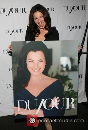 Fran Drescher - DuJour Magazine soiree celebrating Fran Drescher's Cancer Shmancer movement held at SEN restaurant - New York City,...