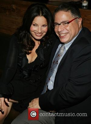 Fran Drescher and Roy Marcus