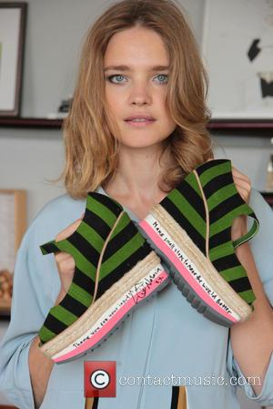 Natalia Vodianova Gives Birth