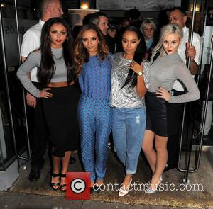 Jade Thirlwall, Perrie Edwards, Leigh-anne Pinnock and Jesy Nelson