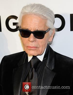 Karl Lagerfeld - An Evening Honoring Karl Lagerfeld at Alice Tully Hall - New York, New York, United States -...