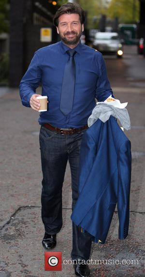 Nick Knowles - Nick Knowles outside the ITV studios - London, United Kingdom - Wednesday 6th November 2013