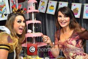 Luisa Zissman and Lizzie Cundy