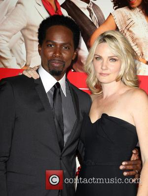 Harold Perrineau and Brittany Perrineau -