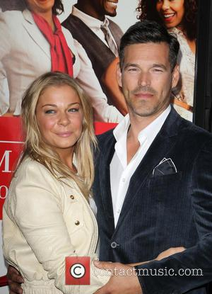 LeAnn Rimes and Eddie Cibrian -