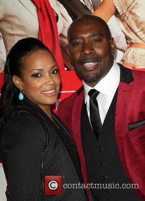 Morris Chestnut and Pam Byse -