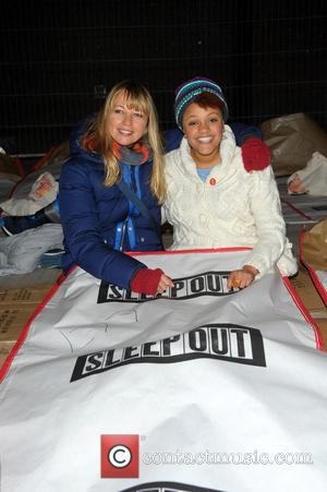 Sara Cox and Gemma Cairney
