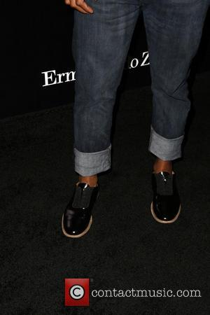 Columbus Short - Celebrities attend the new global store opening of Ermenegildo Zegna Boutique on Rodeo Drive in Beverly Hills....