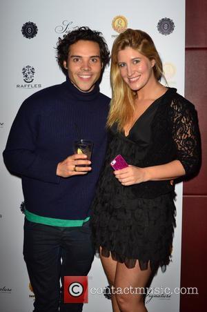 Andy Jordan and Francesca Hull