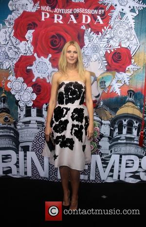 Gwyneth Paltrow & Michael Kors Team Up For Holiday Fashion Line