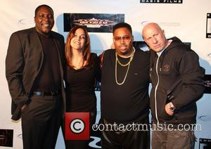 Tupac Shakur, Ray Luv, Leila Steinberg, L.t. Hutton and Steve Adler