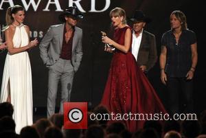 Faith Hill, GEORGE STRAIT, Keith Urban, Taylor Swift, Tim Mcgraw