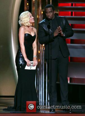 Kellie Pickler and P Diddy - 47th Country Music Awards held at Bridgestone Arena - Performances and Show - Nashville,...