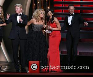 Little Big Town - 47th Country Music Awards held at Bridgestone Arena - Performances and Show - Nashville, Tennessee, United...