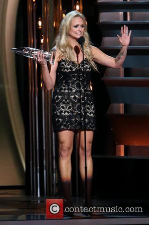 Miranda Lambert - 47th CMA Awards Show - Nashville, Tennessee, United States - Thursday 7th November 2013