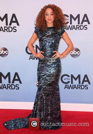 Chaley Rose - 47th Annual CMA Awards Red Carpet at the Bridgestone Arena in Nashville, TN - Nashville, Tennessee, United...