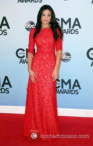 Rachel Smith - 47th Annual CMA Awards Red Carpet at the Bridgestone Arena in Nashville, TN - Nashville, Tennessee, United...