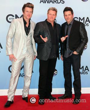 Rascal Flatts - 47th Annual CMA Awards Red Carpet at the Bridgestone Arena in Nashville, TN - Nashville, Tennessee, United...