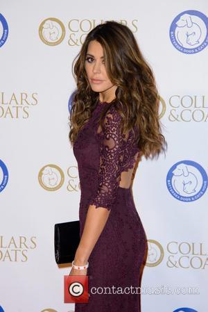 Danielle Lineker - Collars & Coats Gala Ball 2013 held at Battersea Evolution - Arrivals - London - Thursday 7th...