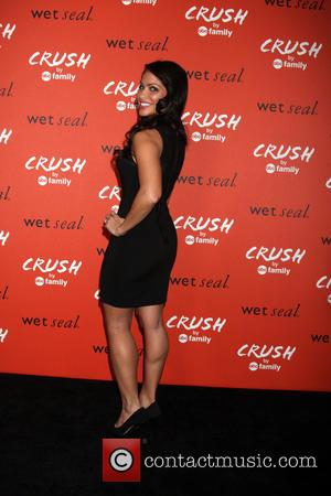 Valery Ortiz - Crush by ABC Family Clothing Line Launch for Wet Seal - West Hollywood, California, United States -...