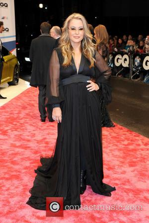 Anastacia - GQ Maenner des Jahres (Men of the year) 2013 at Komische Oper. - Berlin, Germany - Thursday 7th...
