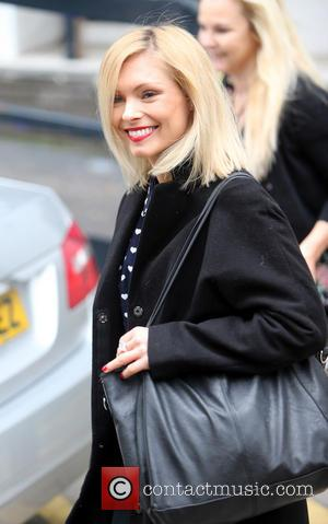 MyAnna Buring - MyAnna Buring outside the itv studios - London, United Kingdom - Thursday 7th November 2013