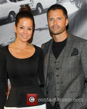Brooke Burke Charvet David Charvet -  The new coffee-table style book documents the elements of rock style that have embodied...