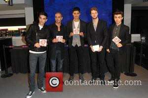 Tom Parker, Max George, Siva Kaneswaran, Jay Mcguiness and Nathan Sykes