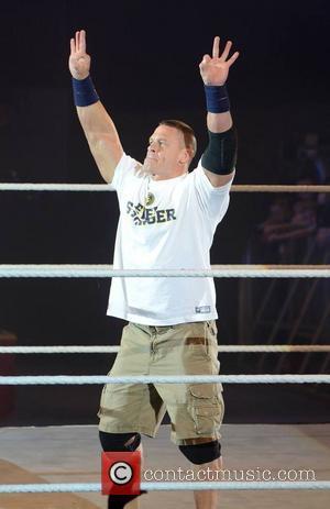 Wrestling Icon John Cena: 'I Pooped Myself In The Ring'