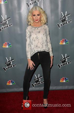 Xtina Is Back On The Voice USA!