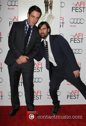 B.J. Novak and Jason Schwartzman - AFI FEST 2013 Presented By Audi - Disney's