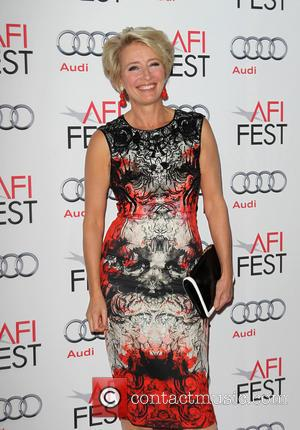 Emma Thompson Claims Hollywood Sexism Is Worse Than Ever