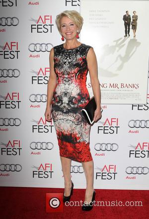 Emma Thompson, AFI Film Festival